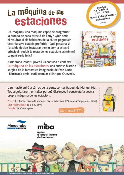 Museu d'idees i invents de Barcelona